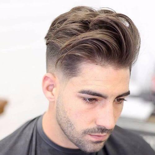 ????????? Ivy League Haircut????????????   manfashion?????
