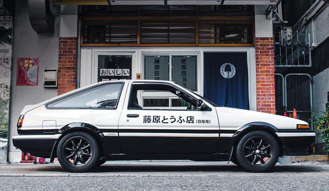 TOYOTA推出新一代GR86!帶你看AE86的演變,拓海又有新車開啦